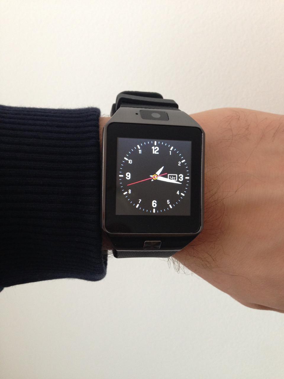 """Розумні годинник-телефон """"DZ09"""""""