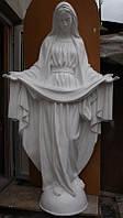 Статуя Божьей Матери Покрова из акриловой смолы 2 м