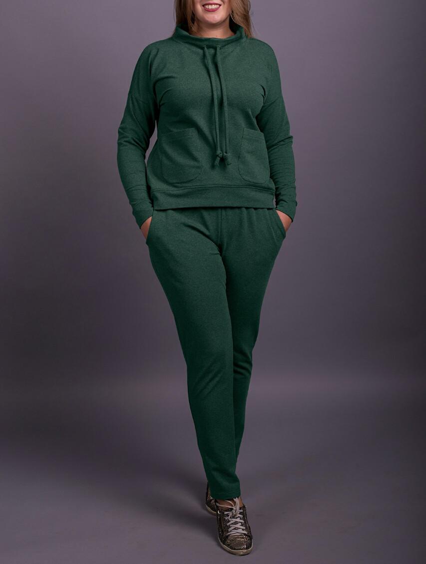 """Спортивный костюм женский """"Гринни"""" до 70 размера"""
