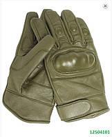 Тактические перчатки MIL-TEC  хаки 12504101