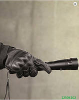 Тактические перчатки MIL-TEC  черные  12504102