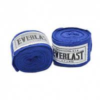 Бинты боксерские Everlast VL-0003 2шт Х-б 3м.
