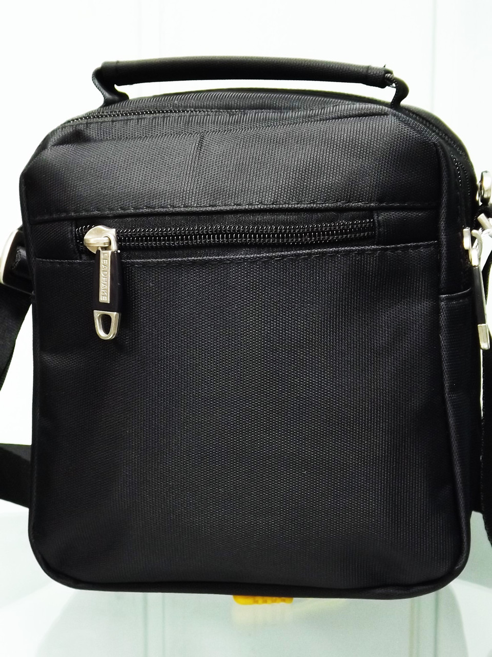 fc65158adf95 Мужская текстильная сумка через плечо Leadhake 550 черная: продажа ...