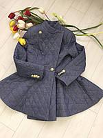 Женское  стеганое пальто  ММ - 59