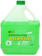 """Омивач скла Luxoil """"Аляска"""" -20С 5л (Цитрус)"""
