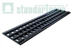 Решетка водоприемная Spark DN100 пластиковая (ячеистая) 80504