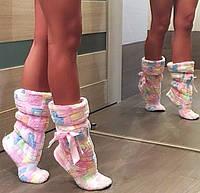 Дизайнерские домашние махровые тапочки, прикольные тапочки для дома, домашняя обувь. Розница, опт в Украине.