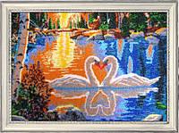 Лебеди на закате БФ 511