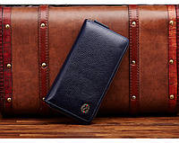 Женский кошелек Gucci (138026) blue