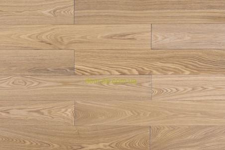 Массивная доска из дуба для пола  24 мм без  покрытия, палубный набор ширина 120 мм