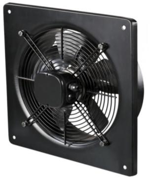 Вентилятор осьовий Weiguang YWF 2E-200-B-92/15-B на металевій пластині