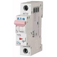 Автоматический выключатель PL6 Eaton, 6А, 1-полюсный PL6-B6/1