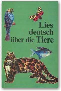 Почитай німецькою мовою про тварин
