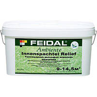 Feidal Ambiente Innenspachtel Relief декоративная рельефная шпатлевка 16кг