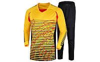 Форма футбольного воротаря CO-022-Y жовта