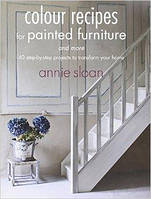 Colour recipes for painted furniture and more. Цветовые подборки для окрашивания мебели