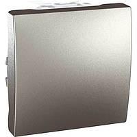 Выключатель одноклавишный серии Unica 10А MGU3.201.30