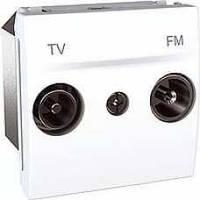 Розетка TV-R одиночная серия Unica MGU3.451.18