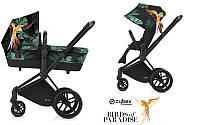Универсальная коляска 2в1 Cybex Priam Birds of Paradise