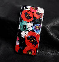 Чехол-накладка для Iphone 6 / 6s с картинкой Маки