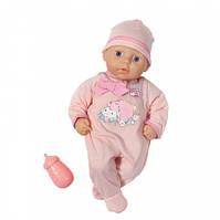 Кукла MY FIRST BABY ANNABELL - МОЯ НЕЖНАЯ МАЛЫШКА (девочка, 36 см)