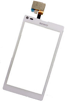 Сенсор (Touch screen) Sony C2104 S36 Xperia L/ C2105 S36h white