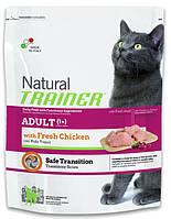 Корм для кошек с курицей Trainer Natural Adult Chicken