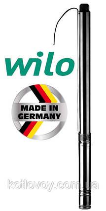 Погружной насос Wilo-Sub TWU 3-0123 380В для водоснабжения и орошения, фото 2