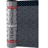 Еврорубероид Техноэласт ЭКП сланец серый 5.0, ТехноНиколь, Полиэстер (верхний слой)