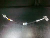 Трубка кондиционера от компрес. к радиатору Ланос (оригинал) GM Корея