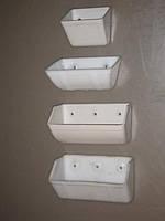 Ковши норийные полимерные 390 мм