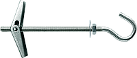 Анкер складной пружинный с открытым кольцом 10х75/М4 (100шт/уп)