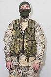 Разгрузочный жилет 4АК ПМ кмф, фото 2