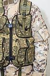 Разгрузочный жилет 4АК ПМ кмф, фото 3