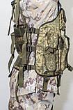Разгрузочный жилет 4АК ПМ кмф, фото 6