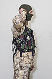Разгрузочный жилет 4АК ПМ кмф, фото 9