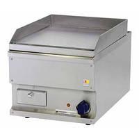 Настольная электрическая жарочная поверхность Kogast EZ-40 J гладкая стальная, 400х600х340 мм