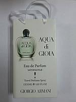 Подарочный набор парфюмерии Giorgio Armani Acqua Di Gioia 35 мл