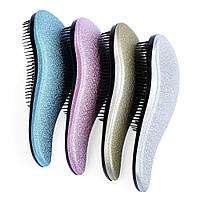 Расческа щетка для волос Fashion Фешен (текстурная)