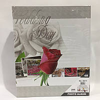 Фотоальбом роза