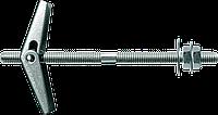 Анкер складной пружинный с гайкой 10х75/М4 (100шт/уп)