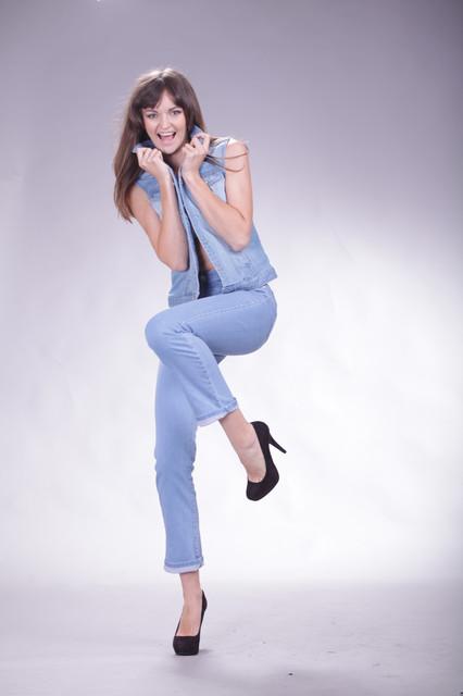 Летние женские джинсы MONTANA