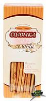 Соломка фасована солодка Київхліб 250 г
