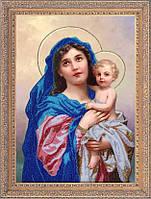 Мадонна с младенцем БФ 412