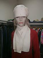 Женская шапка и шарф Tavitta