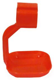 Каплеуловитель под квадратную ПВХ трубу для нипельного поения птици
