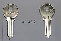 Заготовка ключа 45-2
