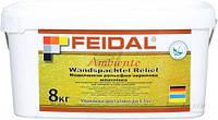 Feidal Ambiente Wandspachtel Relief Моделирующая рельефная шпаклевка 8 кг