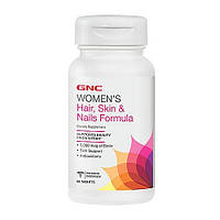 GNC Women's Hair, Skin & Nails Formula 60 таблеток