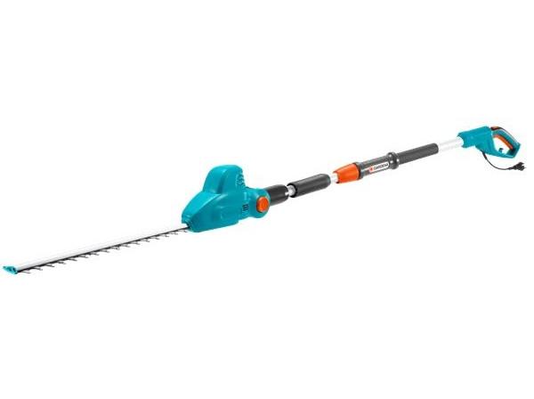 Телескопические ножницы-кусторез для живых изгородей THS 500/48
